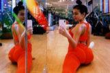 Georgina Rodríguez hace alarde de su flexibilidad... y más fotos