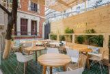 Coctelería, tienda, talleres... todo confluye en esta nueva terraza de moda