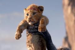 Fotograma de la película 'El rey León' (2019)