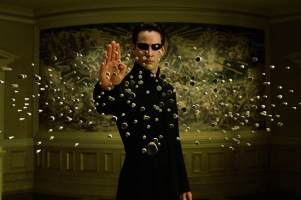 Matrix 4 ha sido confirmada y ha causado numerosas reacciones en las...