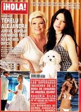 <em>¡Hola!</em> lleva a su portada una entrevista a Terelu y...