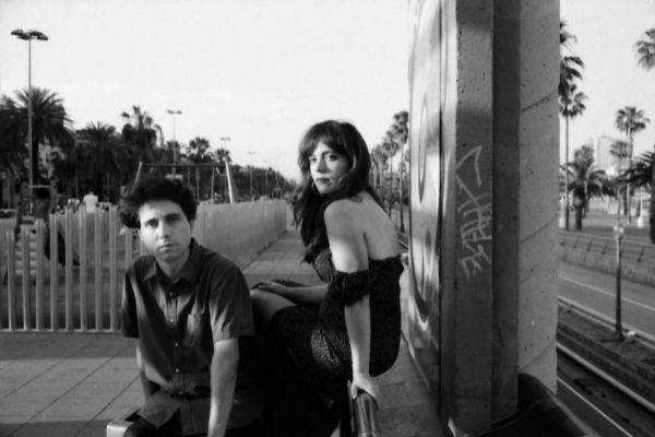 El director Jonás Trueba y la actriz Itsaso Arana.