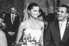 Una foto de la boda que la joven ha subido a su campaña de Gofundme.