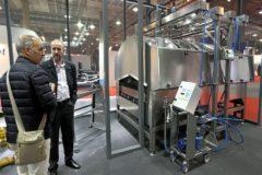 La maquinaria cerámica expone en las ferias Cersaie y  Cevisama en los años pares, la próxima vez será en 2020.