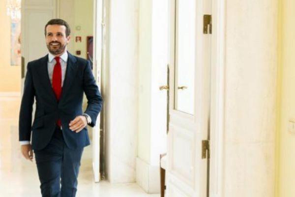 El líder del PP, Pablo Iglesias.