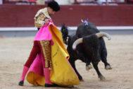 Valladolid rehace su feria: Morante y Pablo Aguado, mano a mano estelar