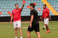 El Salamanca elige como técnico a 'Chiquimarco', el árbitro del Mineirazo de 2014
