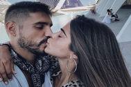 Violeta Mangriñán y Fabio Colloricchio hablan de los problemas de su relación