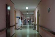 Hospital General de Albacete.