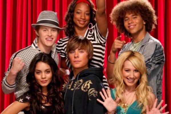 Las primeras imágenes de la nueva versión de High School Musical...