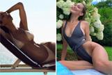 Eugenia Silva y Bella Hadid a la caza del 'like'... y más