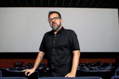 El director de cine Paco Plaza, que estrenará su última película 'Quien a hierro mata'.