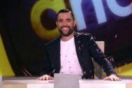 Dani Mateo en su primera promo de Zapeando en La Sexta