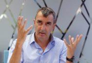 """Javier Guillén: """"La Vuelta es la carrera más espectacular"""""""