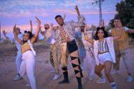Famous Oberogo de OT 2018 en el vídeo de Bulla, su nuevo single