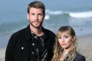 Liam Hemsworth y Miley Cyrus se casaron a finales del año pasado.