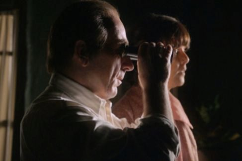 Fotograma de la película 'La trinchera infinita'.