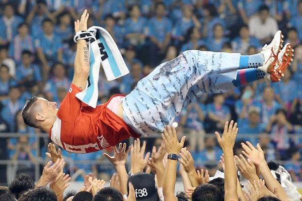 <HIT>Tosu</HIT> (Japan).- Fernando Torres of <HIT>Sagan</HIT>...