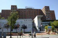Recinto hospitalario de la Vall d'Hebron