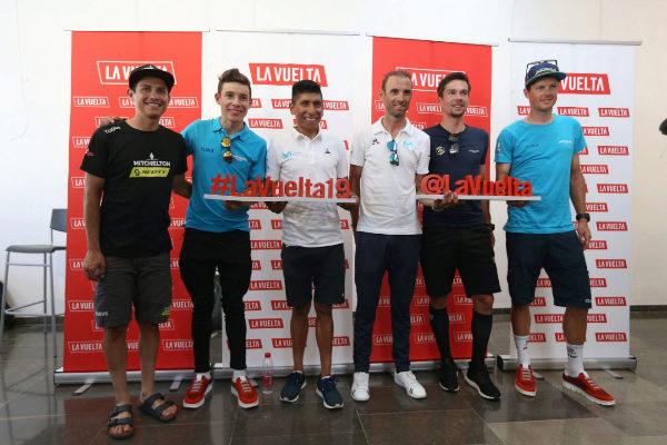 GRAF9426. MORAIRA (ALICANTE).- El ciclista colombiano Esteban Cháves...