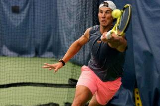 Las buenas sensaciones de Rafa Nadal y Roger Federer
