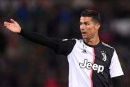 Cristiano Ronaldo, la temporada pasada.