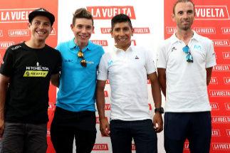 La Vuelta a España será un trampolín