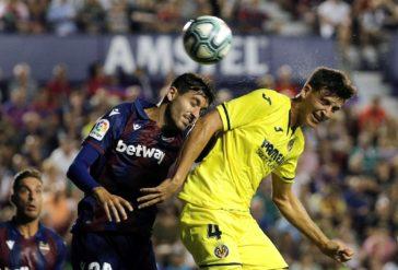 Dos errores castigan al Villarreal