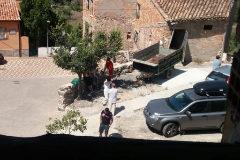 La Guardia Civil realiza un registro en una vivienda de Matet