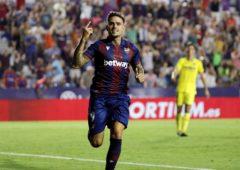 Dos penaltis rescatan al Levante (2-1)