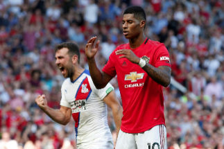 Premier League - Manchester United v Crystal Palace
