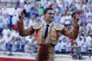 """Paco Ureña: """"En Bilbao fui el torero que siempre he querido ser"""""""