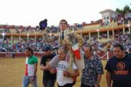 Ginés Marín sale a hombros en la primera de feria en Cuenca