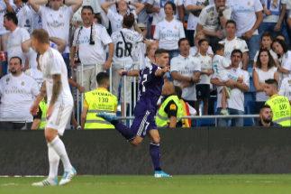 La aristocracia no le basta al Real Madrid ante el Valladolid