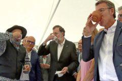 Feijóo bendice el proyecto de España Suma de Casado