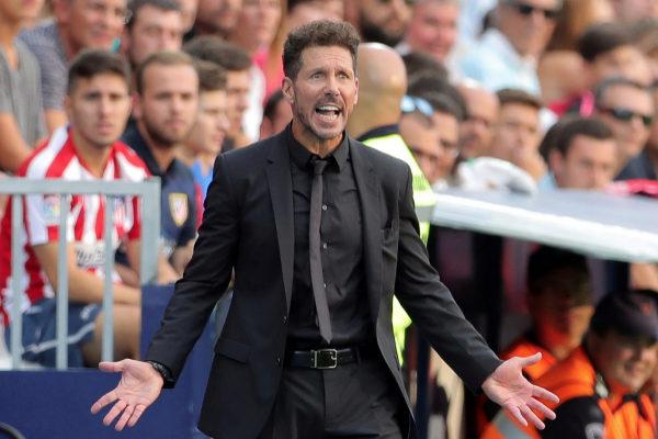 La Liga Santander - Leganes v Atletico Madrid Soccer Football - La...
