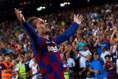 Griezmann hace suyo el Camp Nou