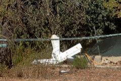 """Accidente aéreo mortal: """"Ha sido un roce leve, los pilotos no se han visto"""""""