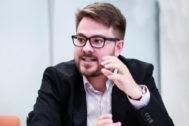 Alberto Ibáñez, secretario autonómico de Igualdad y Diversidad.