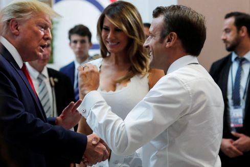 """Trump intenta rebajar la tensión de la guerra comercial y advierte a China: """"No tiene otra opción"""""""