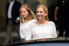 El Rey Juan Carlos dejará la UCI en las próximas horas y recibe la visita de la infanta Cristina
