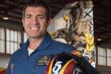 Francisco Marín, comandante del Ejército del Aire fallecido este lunes en Murcia.