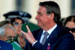 """Las arremetidas de Bolsonaro: de Merkel a Macron pasando por las """"matanzas de ballenas de Noruega"""""""