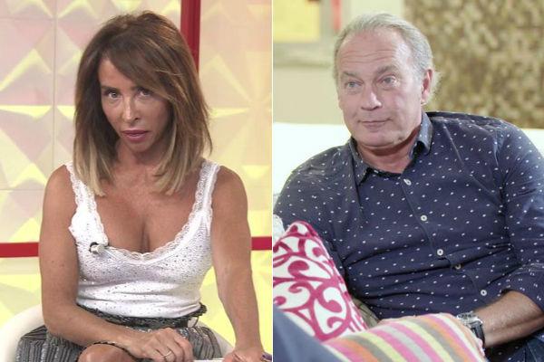 María Patiño respondió a Bertín Osborne desde Socialité tras su...