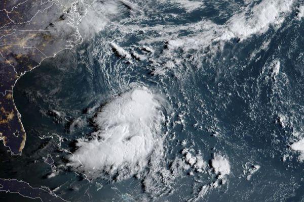 Dorian entra en el Caribe: Puerto Rico y República Dominicana en alerta