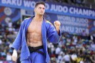Niko Shera, en el Mundial del año pasado.
