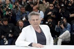 Roman Polanski en el Festival de Cine de Cannes.