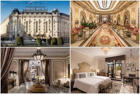 Los 10 hoteles más antiguos (y lujosos) de España