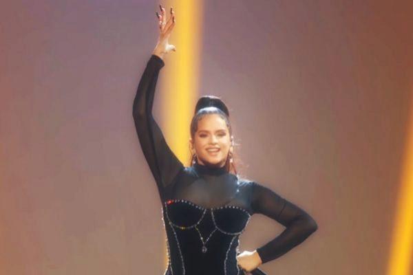 Rosalía ha publicado un mensaje en sus redes tras su éxito en los...