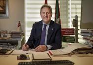Alfonso Gil, concejal de movilidad de Bilbao.